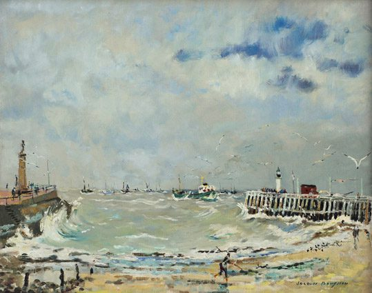 Tempete a Ostende (Sold)