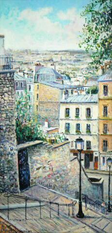 Montmartre (Sold)