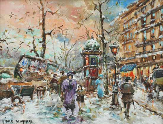 Bouquinistes (Sold)