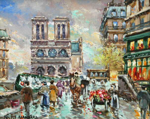 Notre Dame (Sold)