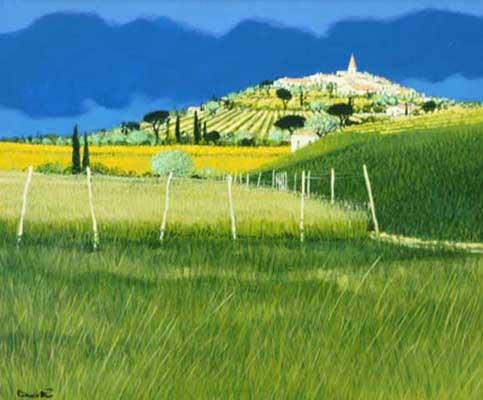 Le Village Blanc (sold)