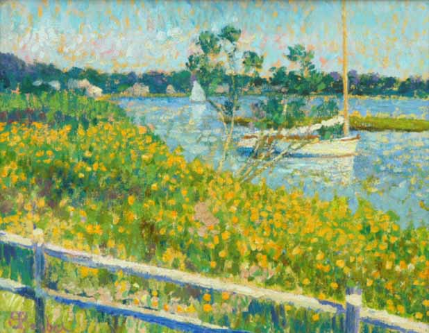 Wild Flowers, Bass River (sold)