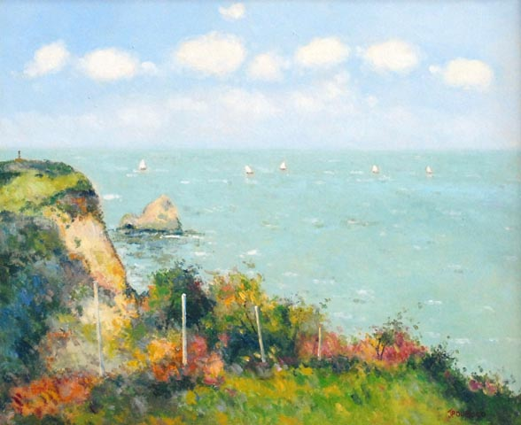 La Pointe du Hoc (Sold)