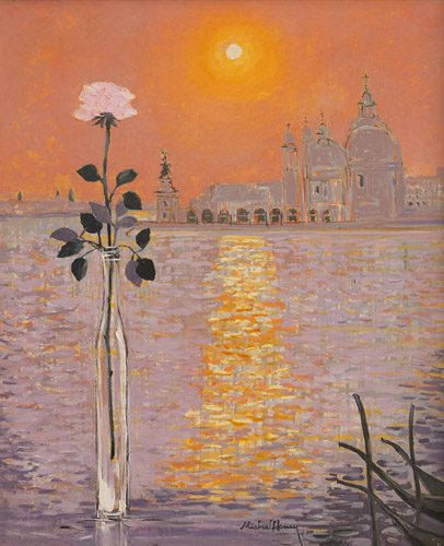 The Twilight of Venice (Sold)