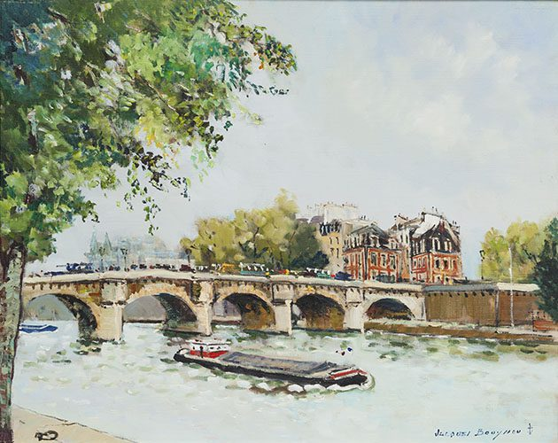 le Pont Neuf (Sold)