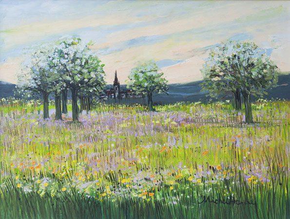 Field of Flowers (Sold)