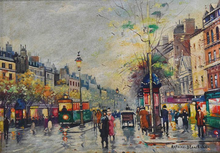 Boulevard des Capucines (Sold)
