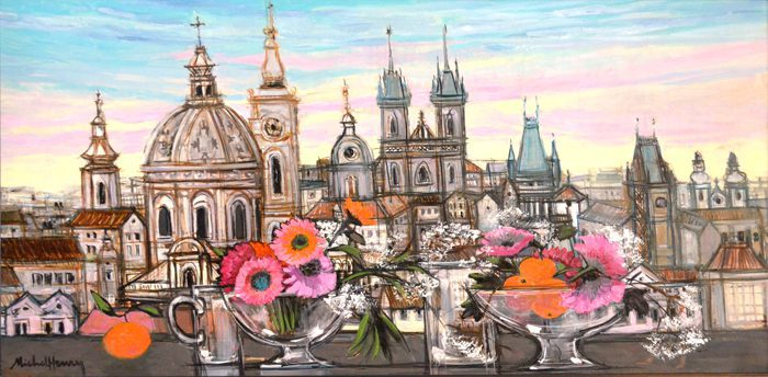 Prague : la ville aux cent clochers (Sold)