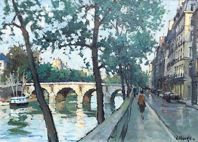 Le Pont Marie (sold)