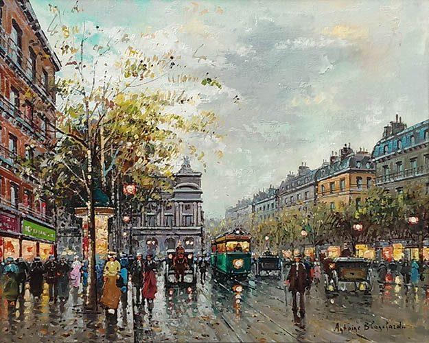L'Avenue de l'Opera (Sold)