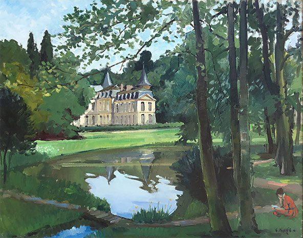 Le Chateau d'Ermanovile (sold)