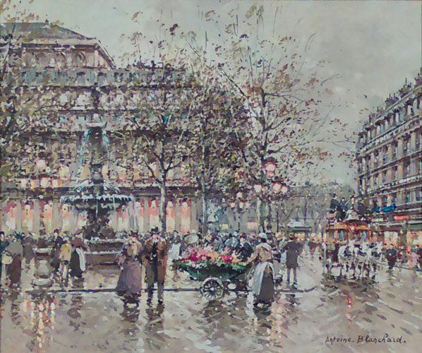 Theatre des Varietes (sold)