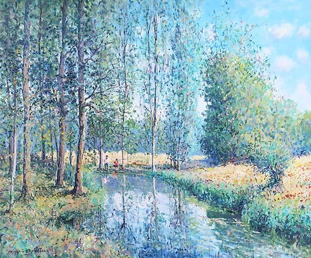 Britagne Landscape