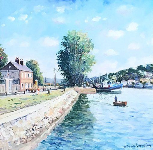 Canal du Port du Honfleur