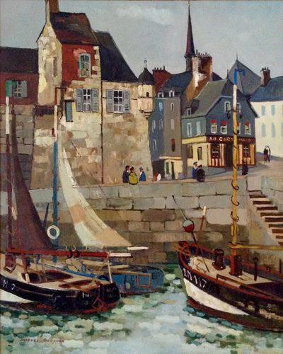 Honfleur (Sold)