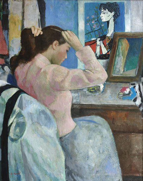La Jeune Femme et Picasso