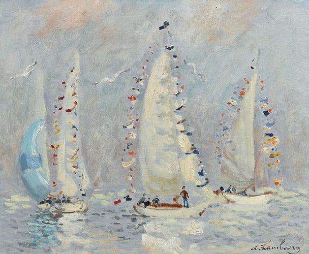 Les Yachts Pavoises - Deauville (sold)