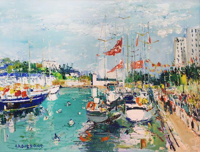 Les Bateaux de la Transate de Lorient (Sold)