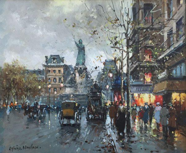 Place de la Republic (Sold)