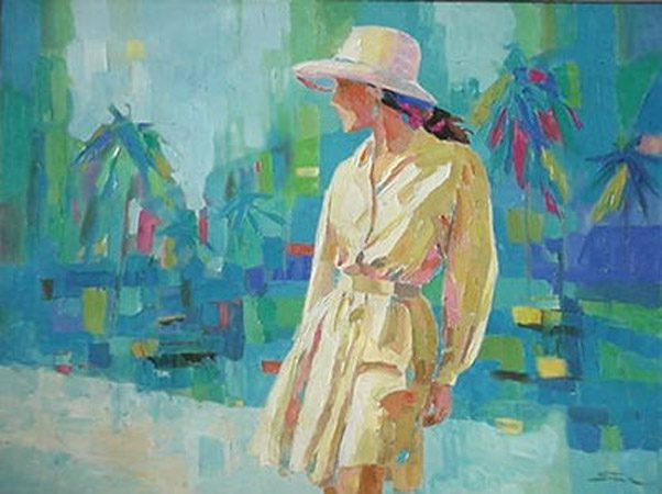 Girl from Rio (Sold)