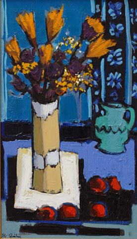 Nature Morte aux Chardons (Sold)