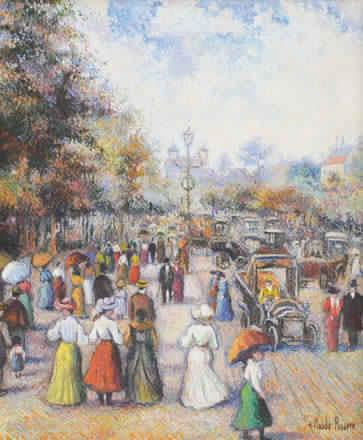 L'allee du Bois (sold)
