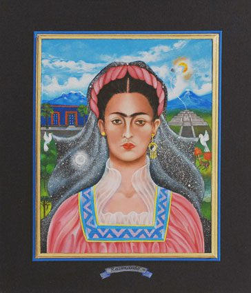Frida Kahlo (Sold)