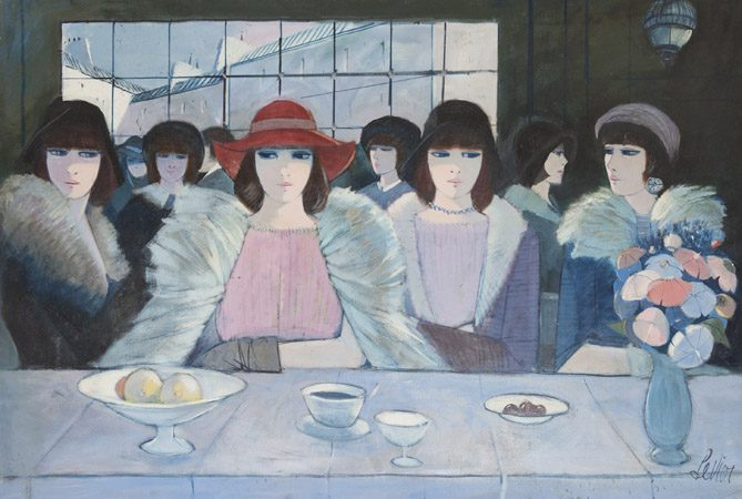 Las Femmes Esperantes (Sold)