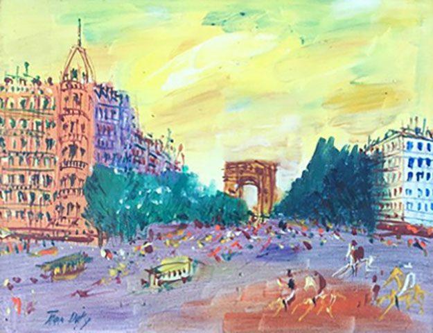 Arc de Triomphe - Paris (sold)