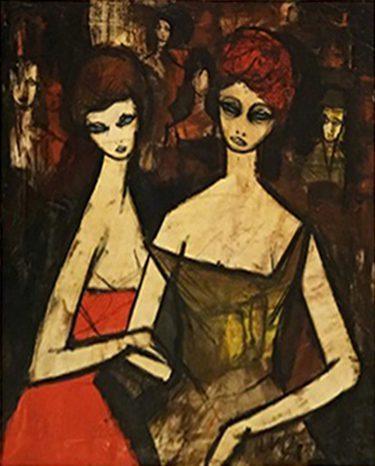 Deux Femmes (sold)