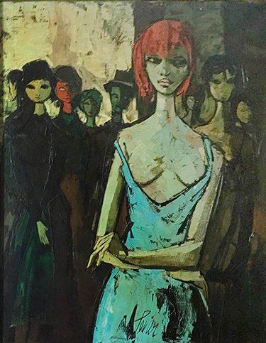 La Femme (sold)
