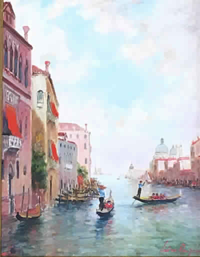 Grand Canal - Venice (sold)
