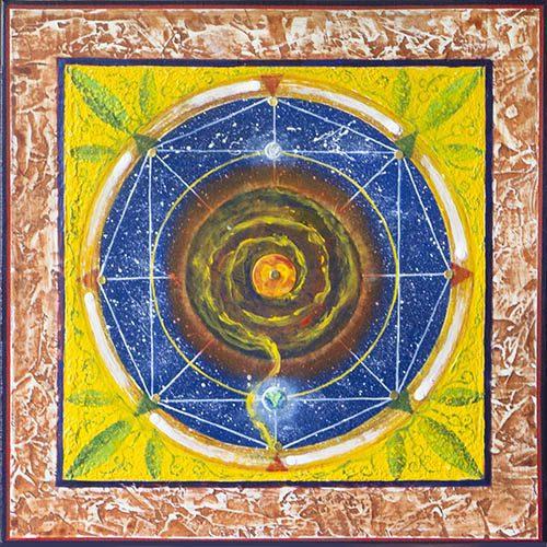 Mandala (Solar Flare)