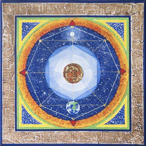 Mandala - Equilibrium