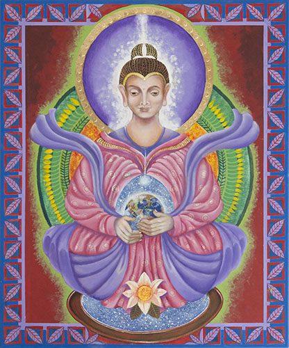 Buddah (Sold)