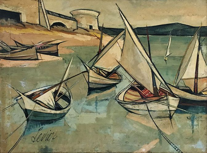 Le Voiles (sold)
